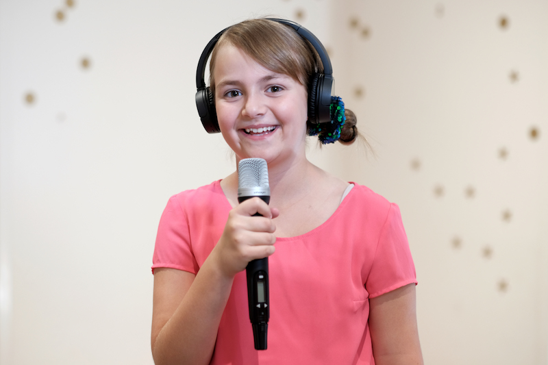 voice therapy for children near me