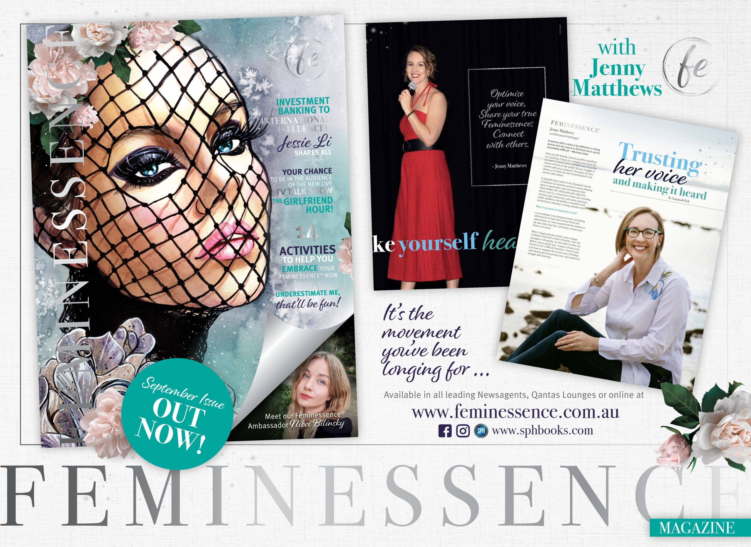 FEM2 Digital flyers Sept 21 edition-Jenny Matthews Vocal Coach Brisbane