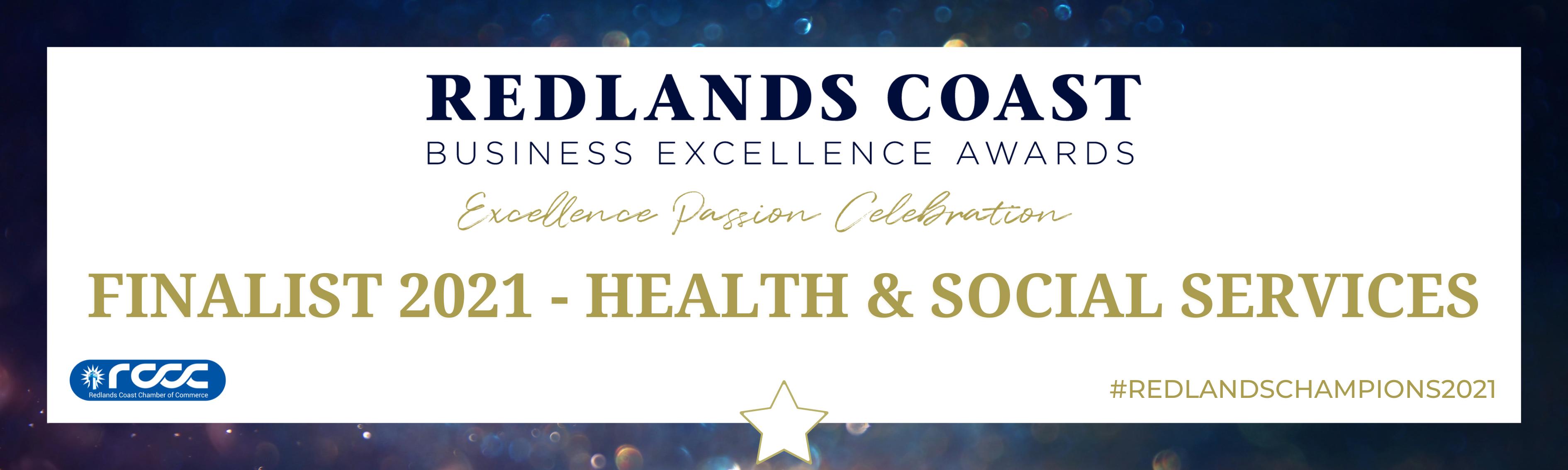 Redlands Chamber of Commerce finalist 2021